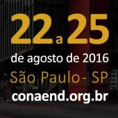 ConaEND&IEV 2016 – Congresso Nacional de Ensaios Não Destrutivos e Inspeção