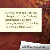 Espaço dos Consultores Associados e Inspetores de Pintura