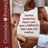 Confira a nova edição da Revista Corrosão & Proteção