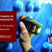 Curso de Inspetor de Pintura será realizado em Macaé - Junho