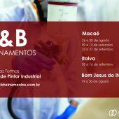 Curso de Pintor Industrial - S&B Treinamentos