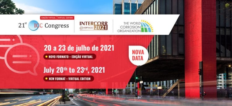 ICC INTERCORR WCO 2021