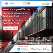 Participe do 21st International Corrosion Congress & 8th International Corrosion Meeting!