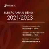 Eleição para o Biênio 2021/2023