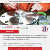 ICC INTERCORR WCO | IEC Engenharia - Expositor
